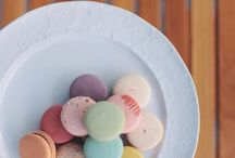 DESSERT / Ice Cream Pies Cakes macarons Candy Cupcakes cookies