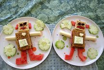 Fabulous Kid Food Ideas!! / by Chronicles of a Boy Momma