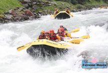 Extreme Waves Rafting 15 Agosto 2014