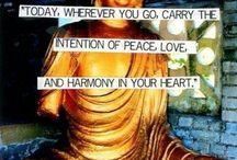 Buddha / Inspiration from Buddha