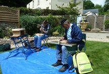 Salcombe Regis Country Fair 2015