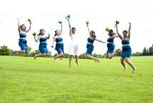 Golf Course Wedding Inspiration