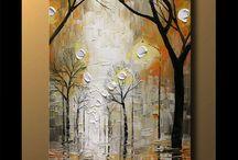 peisaje pictura