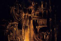 Phantom of the Opera Design Board