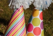 Kids Party Ideas / by Cathy Rowe Guilette