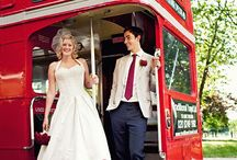 Wedding Theme Cool Britannia / Celebrate with a 'Britannia' themes 'street party' with Union Jack bunting, hundreds of balloons and streamers.  Iconic London skylines and buildings, Royal Family, London Buses and Wimbledon colours all make for the perfect Britannia themed wedding.