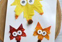 Őszi Kreatív Projektek Gyerekeknek