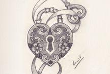 Rajzok VS Festmények / ezek azok a rajzok amik nekem nagyon tetszenek és le szeretném őket úgy rajzolni hogy  az én stílusom szerint alakítom át őket :-)