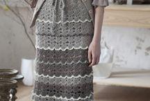 Hekle og strikke klær