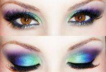 Makeup / by Amanda Fowler