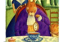 Alice in W:Alison Jay / Alice in wonderland (illustrator)