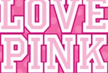 Victoria secret love pink