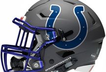 Sick NFL Concept Football Helmets / Concept football helmets for the NFL