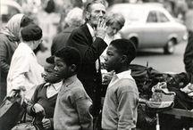 London - early years