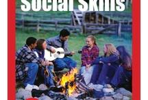 social skills middle school / by Nikol Carlson