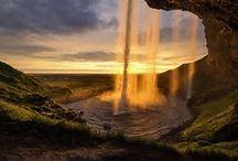 Landschaften Wasser