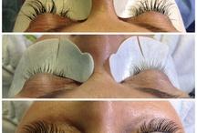 Extension eye lashs professionelles