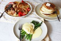 Food - Breakfast / Brunch / by Marjolaine Bourget