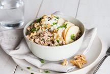 Thunfisch Salat Fitness