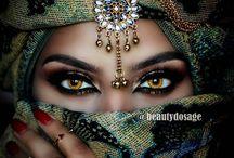 arabian make up