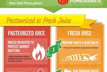 Nothing beats a cold pressed juice!