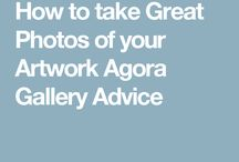 Photographing artwork how to