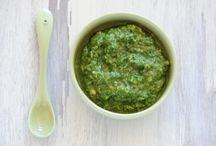 Different Pesto & Pesto Recipes / by Imane Daher