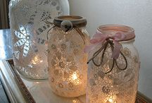 garrafas frascos vidros