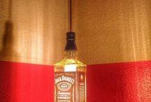 reutilizando garrafas