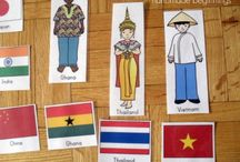 Homeschool - geography / countries & cultures