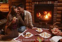 20 Decorações e Ideias Românticas para o Dia dos Namorados!!! / Veja + Inspirações e Dicas de decoração no blog!  www.construindominhacasaclean.com