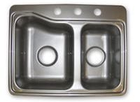 The Modern RV / Update your RV with this range of sleek and sexy stainless steel, chrome, and brushed nickel products