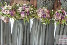 Wedding Flowers Dusky Pink Sage