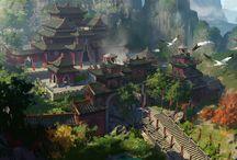Beautiful Fantasy Landscapes