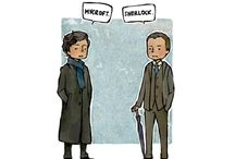 SuperNatural Sherlock Marvel