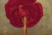 Inspirações para criar minhas coleções / Veja os lírios como se vestem! Cansados do ovil?Experimente a elegância a simplicidade exuberante milimetrada das flores e sinta-se em outro mundo!