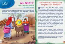 Kisah Asmaul Husna