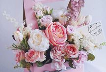 Подарочные цветы