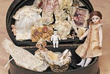 Dolls Presentation Box Vintage ~*~