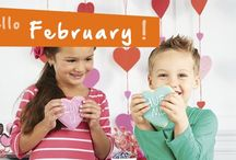 Kids Activities for February / Fun things to do with the family all month long! Get your inspiration for ideas and use Yuggler - the ultimate family mobile resource - to help you locate events and activities near you!