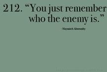 Favorite Quotes / by Jennifer Fox Buchmeyer
