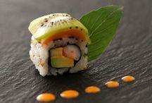 Sushi / Hapje