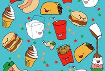 cute food / by Melody McCauley