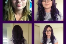 Hair stuff (: