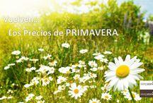 Campaña PRECIOS DE PRIMAVERA 2014