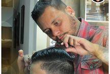 Barber Tito / Posts criados para as redes sociais do cliente