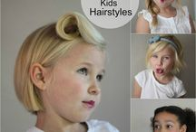 Kids style / by Victoria de Ranitz