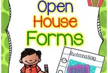 Open House/Parent Night