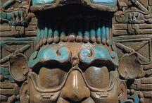 Maya sculpture, art and craft / ritual and decorative art of the maya