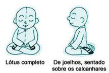 postura correta meditar